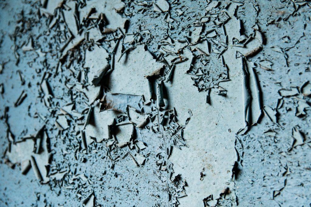 Cracking pada Dinding
