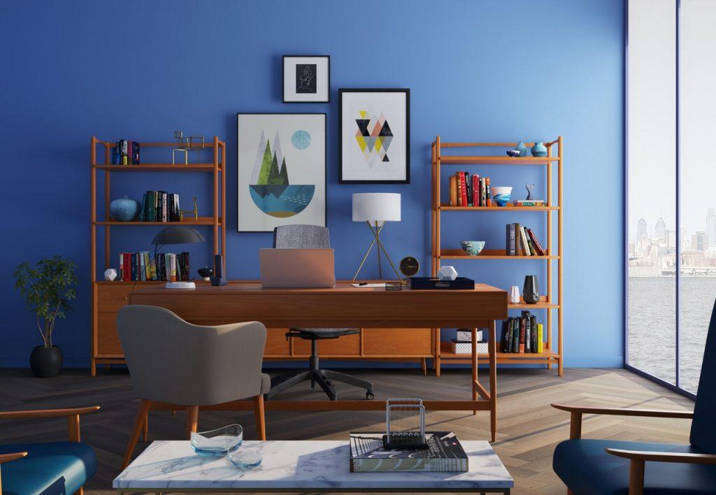 Warna cat rumah dengan cat tinting
