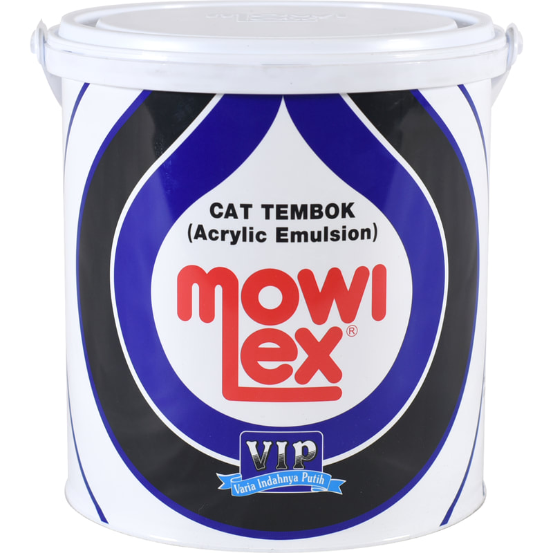 Cat Acrylic Mowilex Emulsion VIP