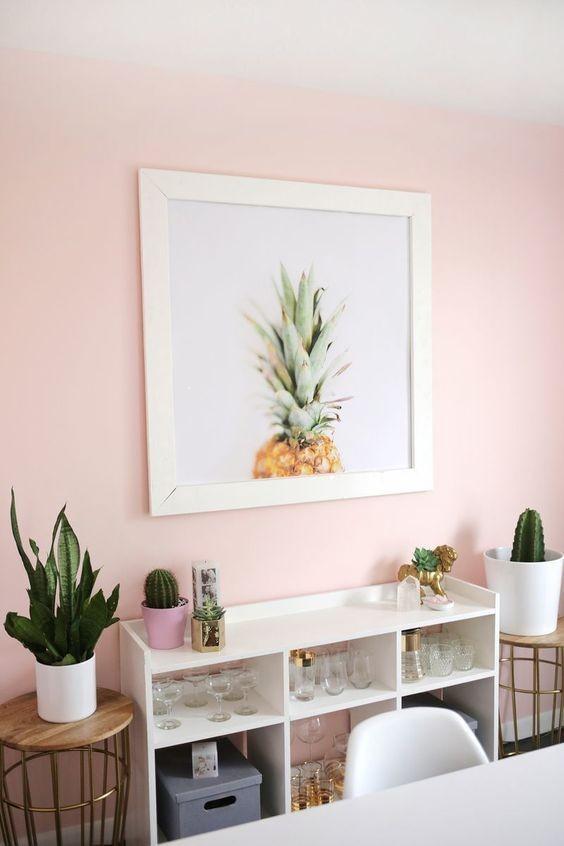 Inspirasi Desain Kamar Tidur Dengan Nuansa Pink Colorshop