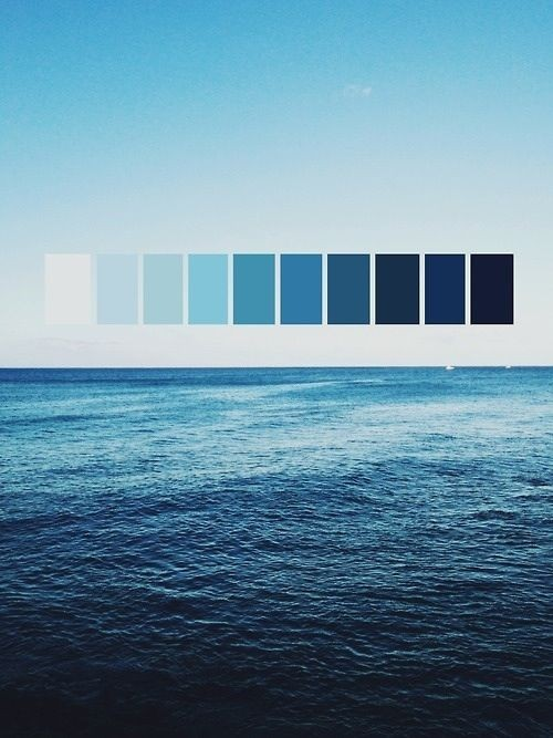 Perbedaan tint, shade, dan tone
