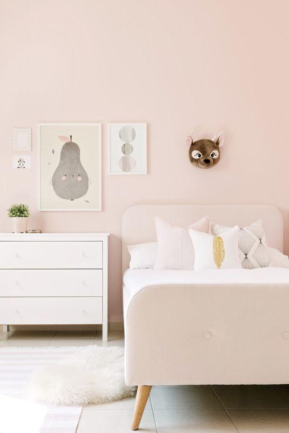 Cherry Blossom Warna Dinding Kamar Anak