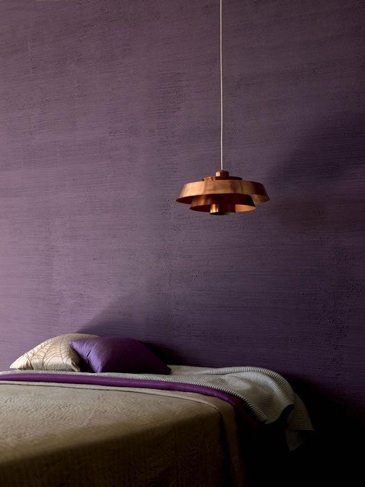 Tren warna cat dinding ultraviolet
